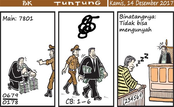 Prediksi Gambar Pak Tuntung Kamis 14 12 2017
