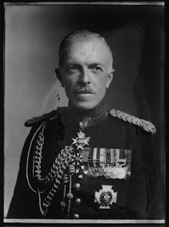 Sir Harold Ben Fawcus KCB CMG DSO DCL MB KHP  (from National Portrait Gallery website)