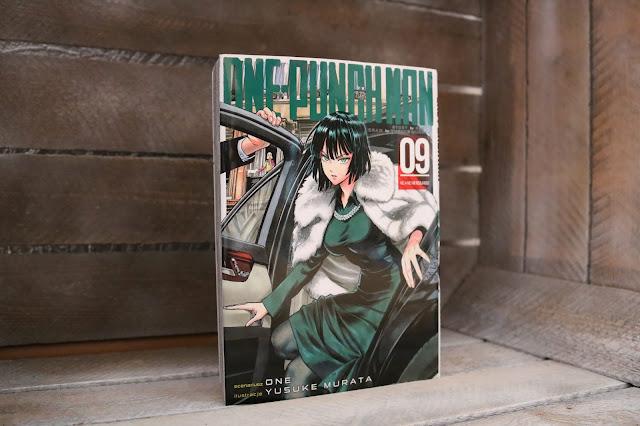 Yusuke Murata & One - One-Punch Man t.9 - Nic a nic nie rozumiesz