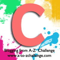 C is for Coral #AtoZChallenge