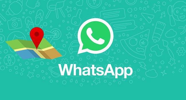 Whatsapp'da Konum Nasıl Gönderilir?