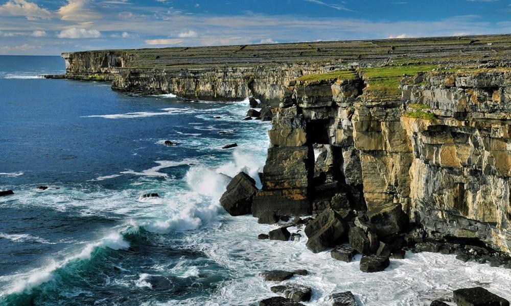 Inishmore Island, Aran Islands, Irlanda