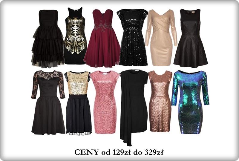 2fb56caeac ... cenowych  od najtańszych do najdroższych oraz jeden kolaż z  inspiracjami sukienek studniówkowych. Mam nadzieję