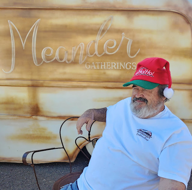 Meander Gatherings 2020 Holiday Shoot- The Owner