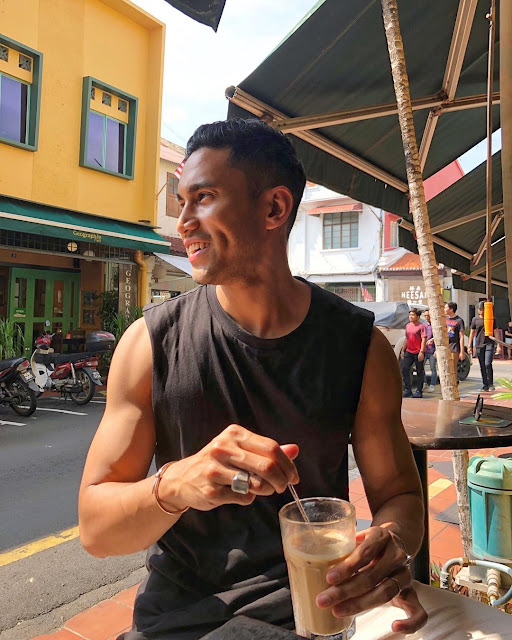 Biodata Idris Khan Pelakon Drama Tuan Danial