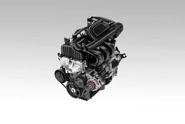Redi-GO - 3 cylinder 0.8L (800cc) engine with 5 speed manual transmission