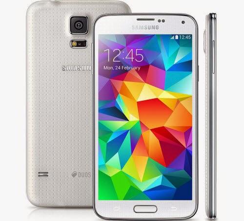 Samsung Galaxy S5 Duos LTE-A SM-G900MD