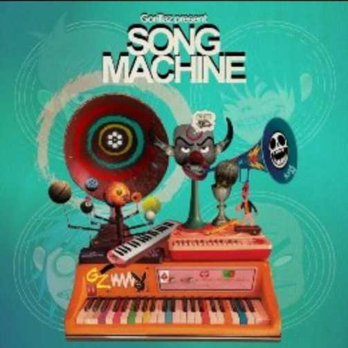 Pac-Man song Lyrics - Gorillaz Ft. ScHoolboy Q