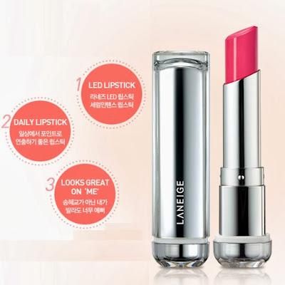 Laneige Serum Intense Lipstick - Kimchi Jib - Beauty