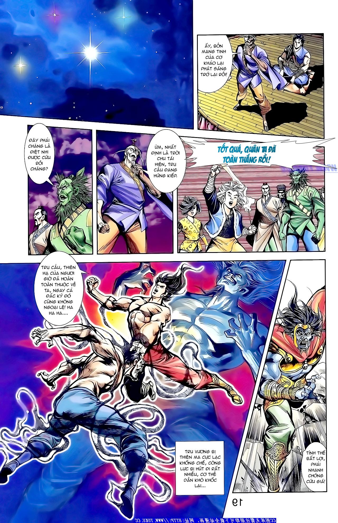 Cơ Phát Khai Chu Bản chapter 149 trang 19