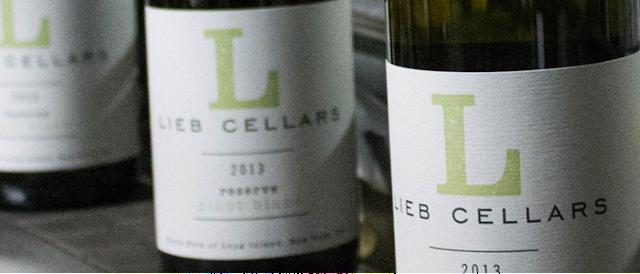 Lieb Cellars Reserve 2013 Pinot Blanc