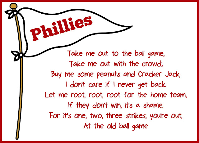 "lyrics to ""Take Me Out to the Ballgame"""