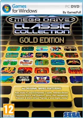 Sega Mega Drive Classic Collection PC Full