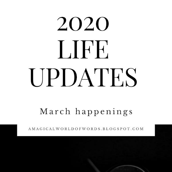 2020 Life Updates