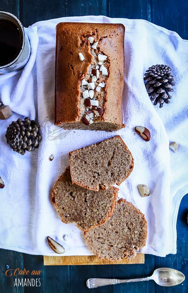 cakes amandes sans gluten