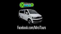 turismo en bici con microbus