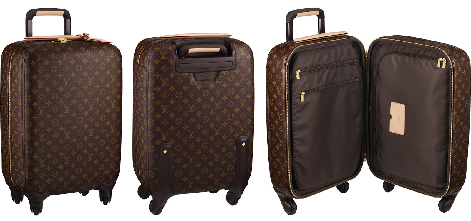 Passion For Luxury : Louis Vuitton Zephyr 55 Luxury Travel ...