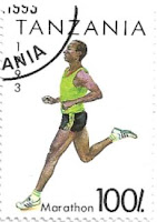 Selo atleta da maratona