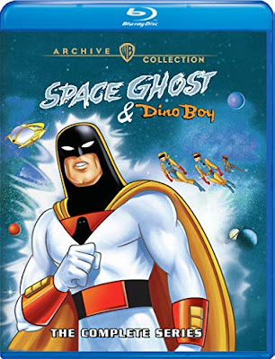 Space Ghost And Dino Boy Complete Series Bluray