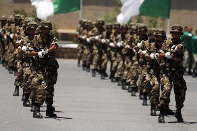 تقرير: ميزانية الجيش الجزائري الأولى إفريقيا