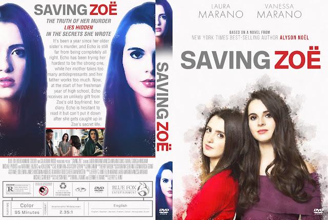 Saving Zoe DVD Cover
