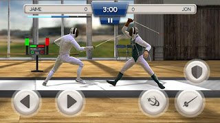 Fencing Swordplay 3D v1.3 Mod
