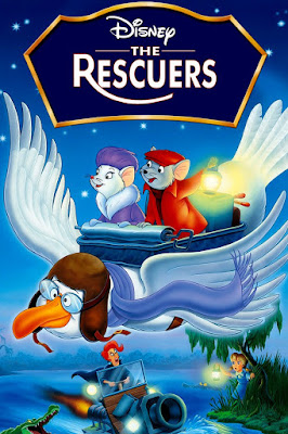 The Rescuers 1977 Dual Audio Hindi 720p BluRay 750mb