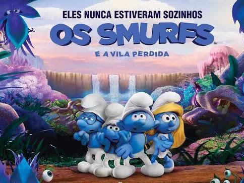 A Mari viu: Os Smurfs e a vila perdida