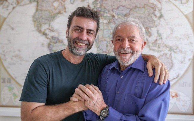Lula e PT apoiam Freixo para governador do Rio de Janeiro