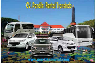 Rental Mobil dan Sopir di Malang