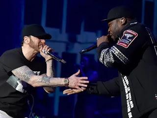 50 Cent Says Eminem Working On New Album