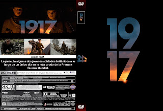 1917-2019 [COVER DVD+BLU-RAY]
