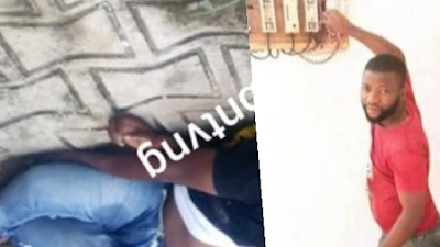 Man Electrocuted To Death Few Weeks To His Traditional Marriage In Aba (Photos)