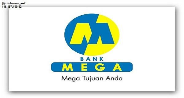 Lowongan Kerja Bank Mega Terbaru September 2017