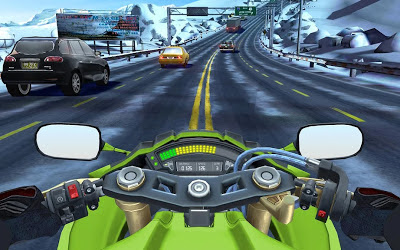 تحميل Moto Rider GO: Highway Traffic مهكرة
