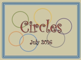 Berkhamsted Creative Challenge July 16 - Circles