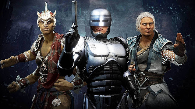 Latest Mortal Kombat 11: Aftermath Trailer Reveals New Gameplay for Upcoming Characters – Fujin, Sheeva and RoboCop