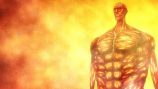 進撃の巨人『九つの巨人 超大型巨人 』 | Attack on Titan Colossal Titan | Nine Titan | Hello Anime !