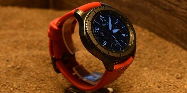 Smartwatch S3 Frontier Samsung Gear