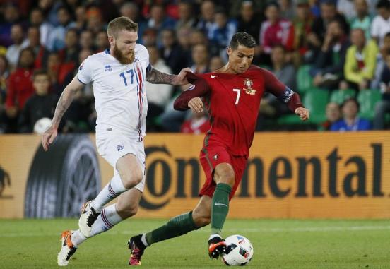 Sebuah Posisi Baru Untuk Cristiano Ronaldo