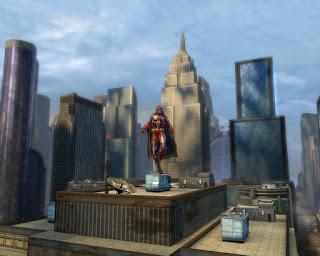 Doctor Moongem in Metropolis