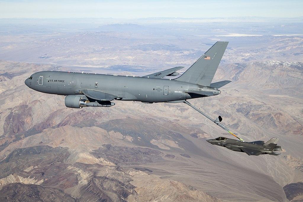 الطائرات الناقلات العسكرية  KC-46  - ميزانية الجيش الأمريكي 2021