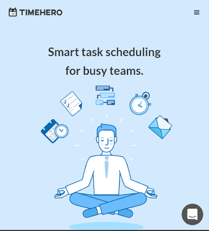 TimeHero lets you spend less time planning and more time working