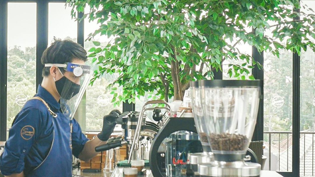 Sivaraja Secret Garden Cafe Instagramable Malang