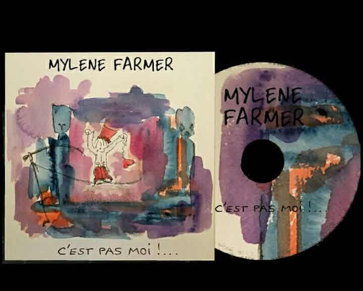 """Résultat de recherche d'images pour """"mylène farmer c'est pas moi"""""""