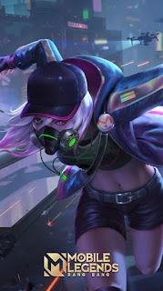 Natalia Cyber Spectre Heroes Assassin of Skins
