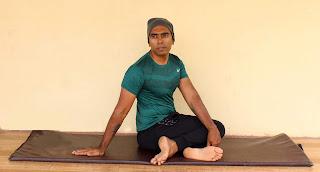 Asana with Rakesh Rathod yoga instructor
