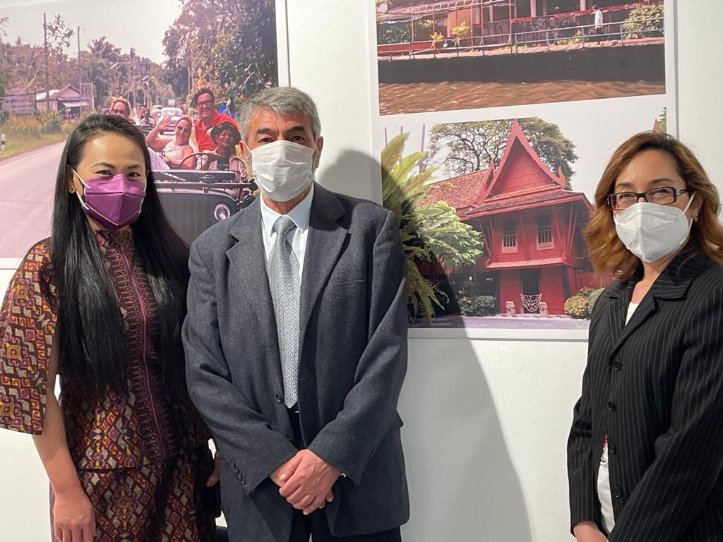 Türklerin Gözünden Tayland / Taylandlıların Gözünden Türkiye Fotoğraf Sergisi Thailand through Turkish Eyes / Turkey through Thai eyes