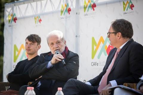 CAFe Budapest - Két hét múlva kezdődik a kortárs művészeti fesztivál