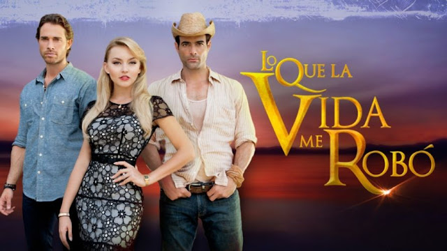 lo que la vida me robo telenovela caracol tv